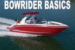 Bowrider Basics - Smart Boat Buyer