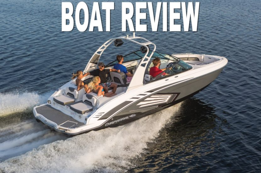 Chaparral Vorex 2430 VRX Review