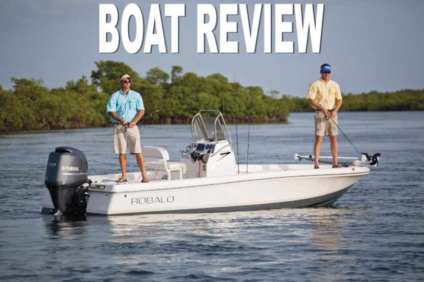 Robalo 206 Cayman Review