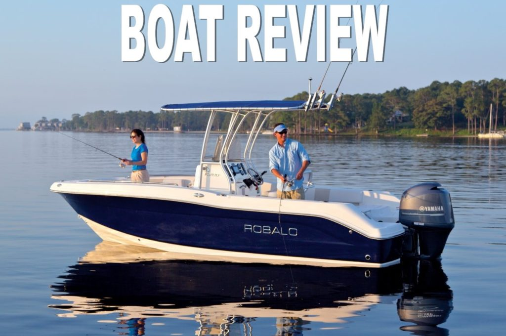 Robalo R200 Review