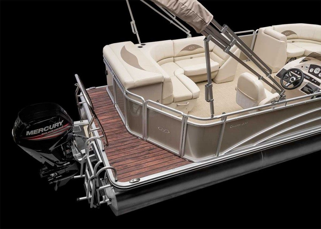 The Best Pontoon Boat Layout - Smart Boat Buyer Guide