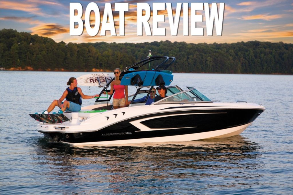 Chaparral H2O 21 Sport Review