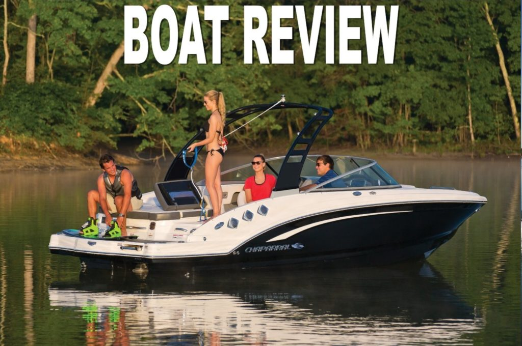 Chaparral 246 SSi Review