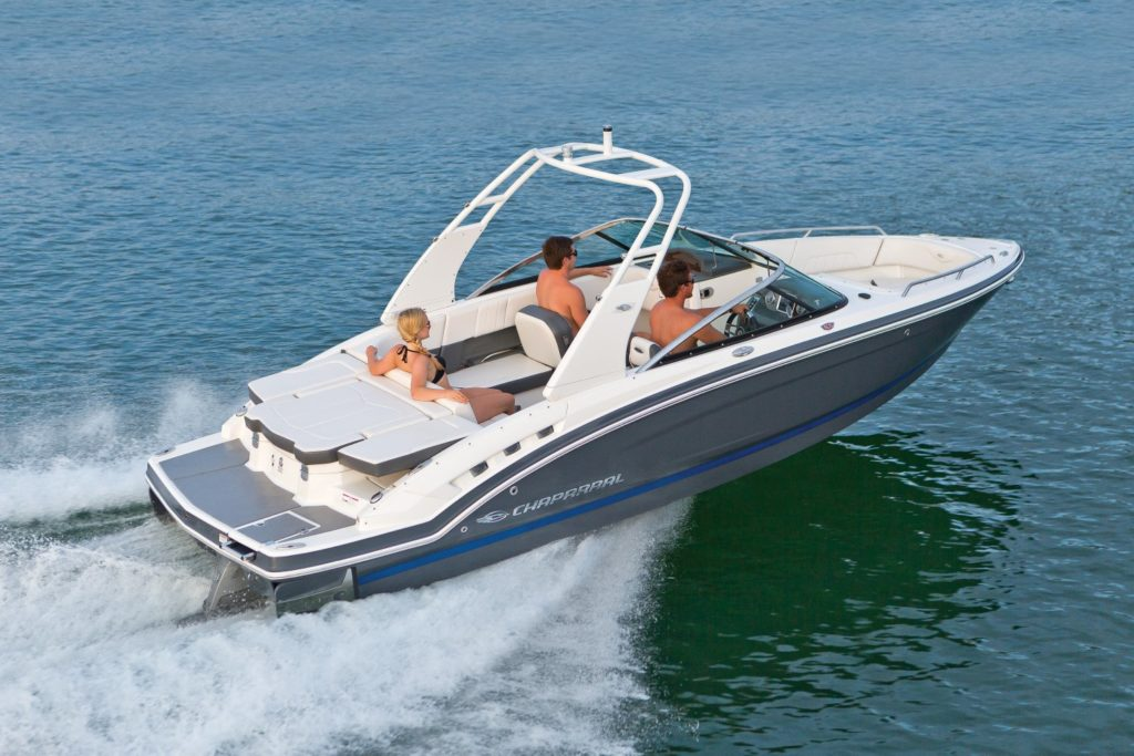Chaparral 227 SSX Bowriders
