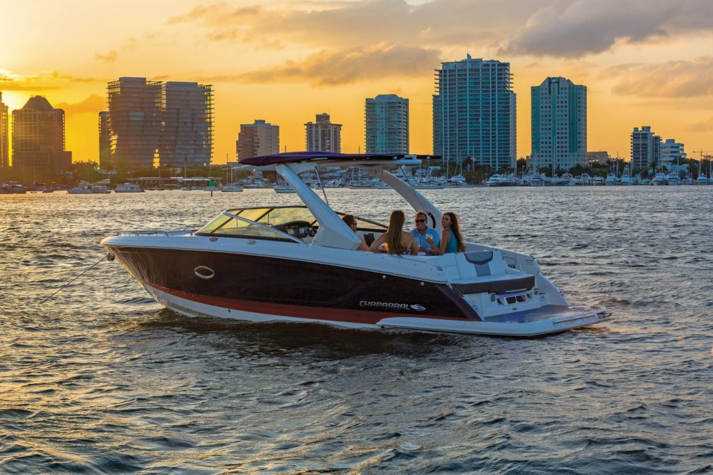 The All New Chaparral 287 SSX!