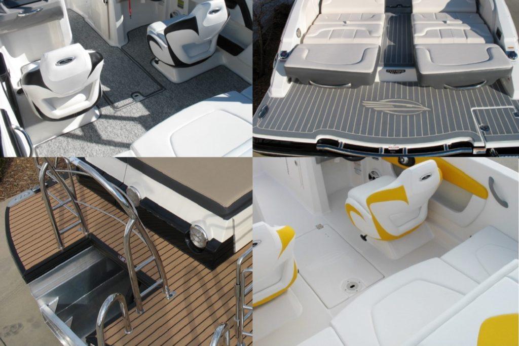 Boat Flooring Options